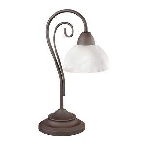 Trio R5031 lámpara de mesa estilo envejecido