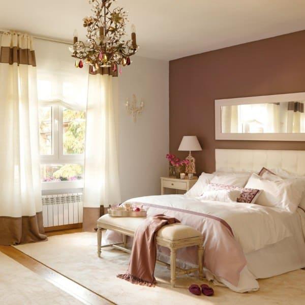 decoracion bonita habitacion matrimonio