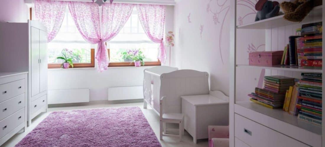 decoracion habitacion bebe niña