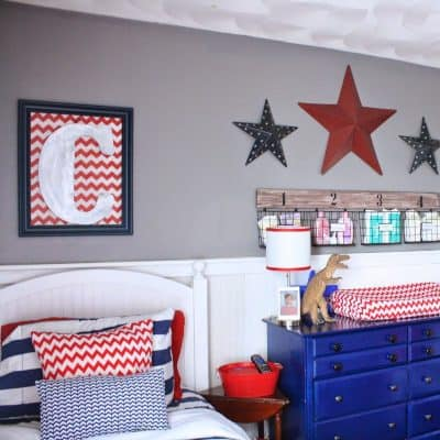 decoracion habitacion infantil niño