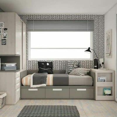 decoraciones de dormitorios pequeños