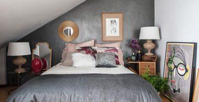decorar habitacion pequeña moderna