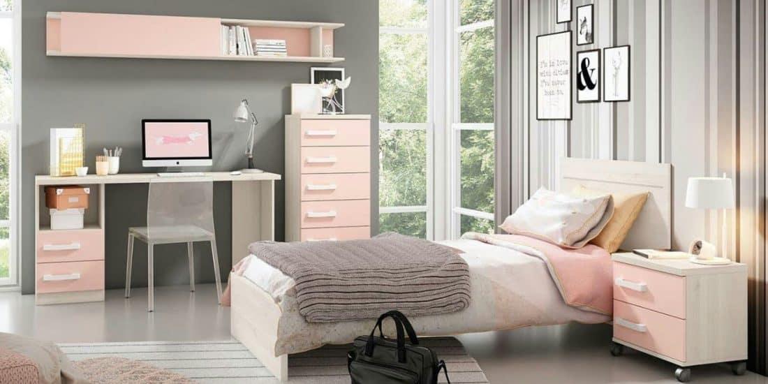habitacion femenina
