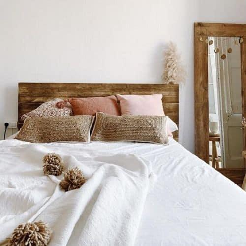 decoracion habitacion madera