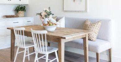 mesa comedor bonitas